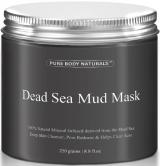 <h5>Pure Body Naturals Dead Sea Mud Mask </h5>