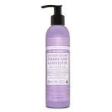 <h5>Dr. Bronner's Lavender Coconut Organic Hand & Body Lotion</h5>